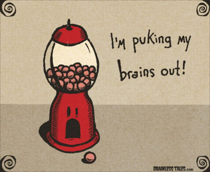 Silly and Funny Cartoons (30 pics)
