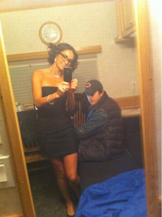 Photos of Ashton Kutcher and Demi Moore. Part 2 (20 pics)