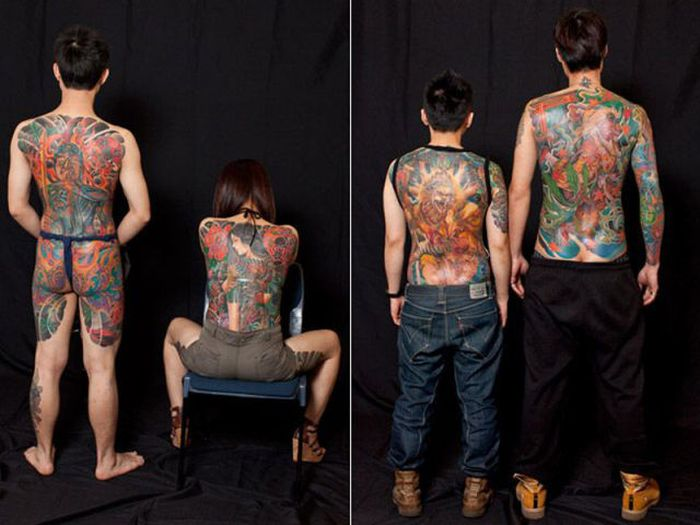 Tattoos and Body Art Festival (24 pics)