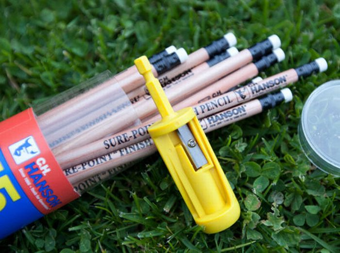 Sharp Your Pencils Like a Boss (8 pics)