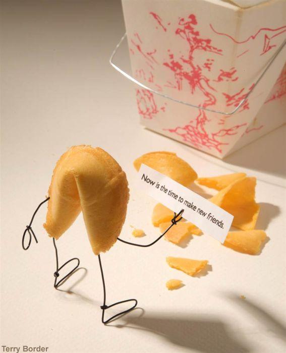 Food Sculptures (16 pics)