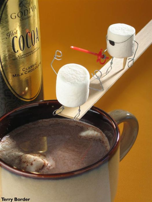 Food Sculptures (16 pics)
