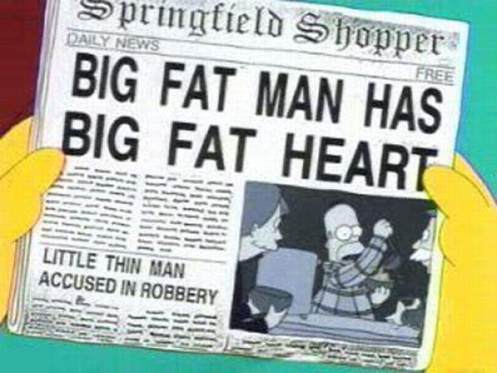 The Best Simpson Headlines Ever (55 pics)