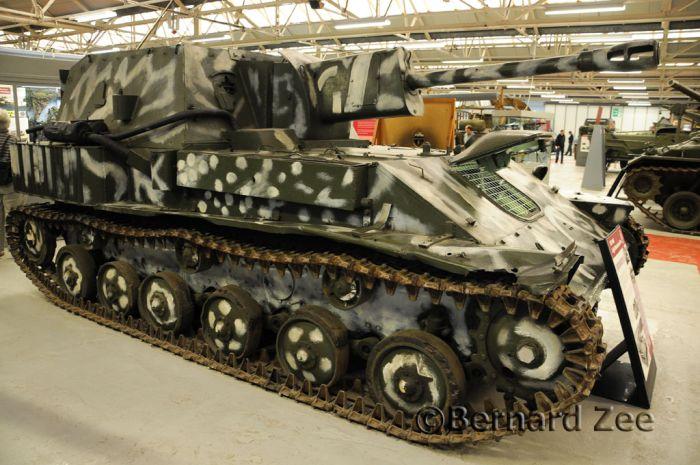 BZ's Bovington Tank Museum (100 pics)