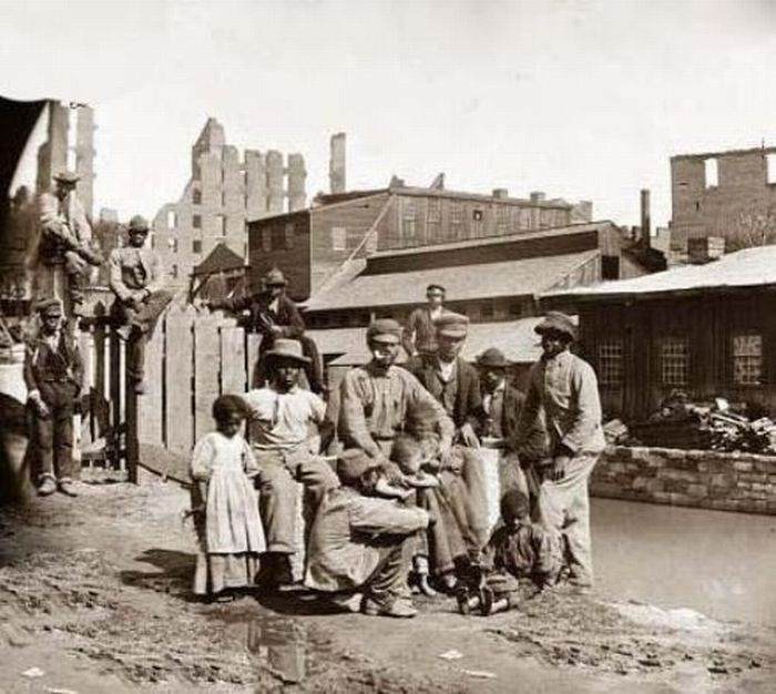 Rare US Civil War Photos (25 pics)