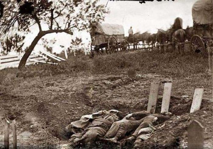 Rare US Civil War Photos (25 pics)