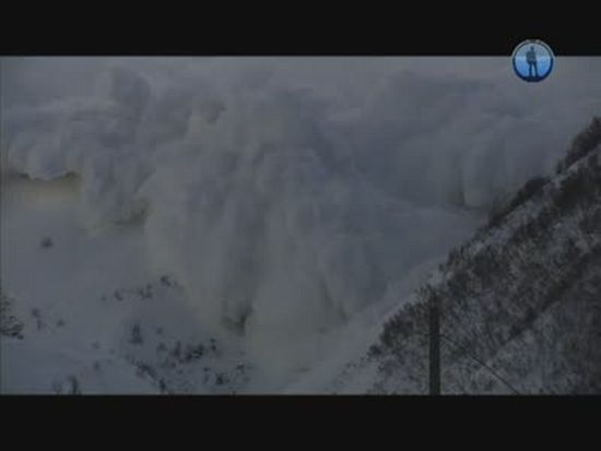 Russian Film Crew Hit by Avalanche