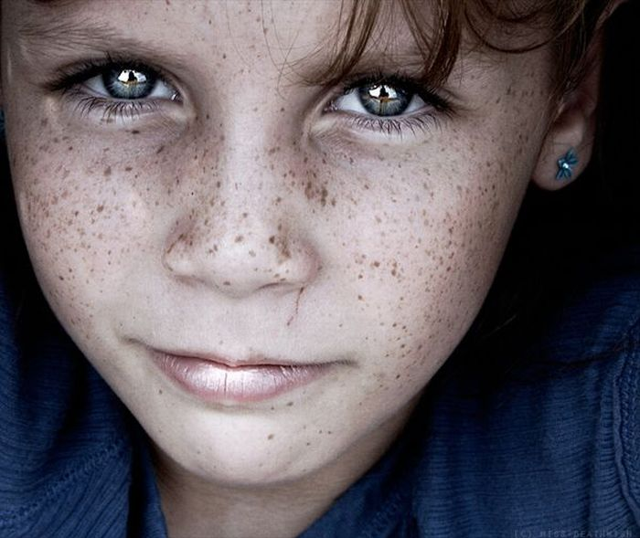 Beautiful Portraits of Children (34 pics)