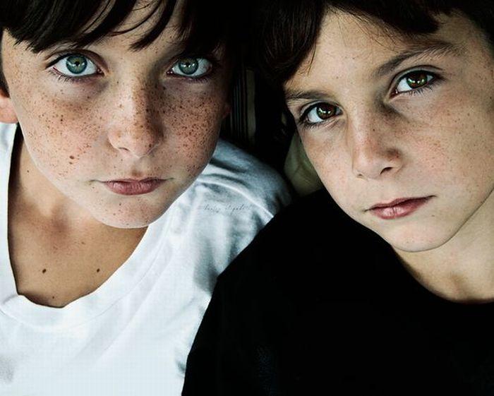 Beautiful Portraits of Children (34 pics)