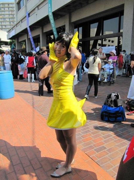 Cute Cosplay Girls in Pokemon Costumes (43 pics)