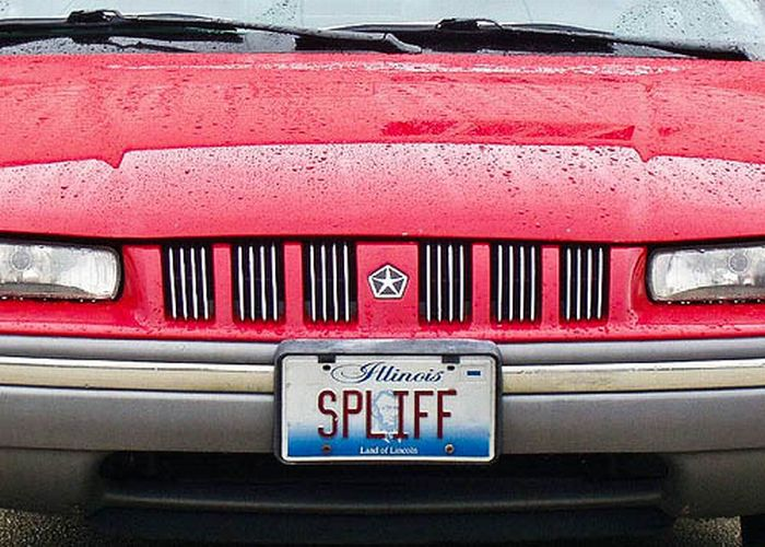 """License Plates That Scream """"Pull Me Over!"""" (22 pics)"""