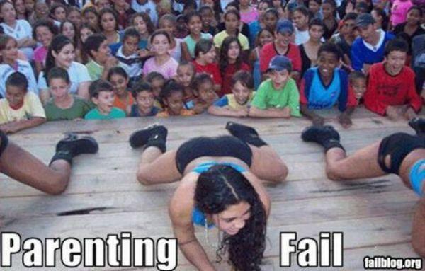 Parenting Fails (58 pics)