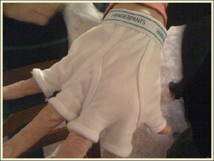 Handerpants (25 pics)