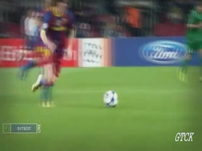 Lionel Messi Dribbling Compilation