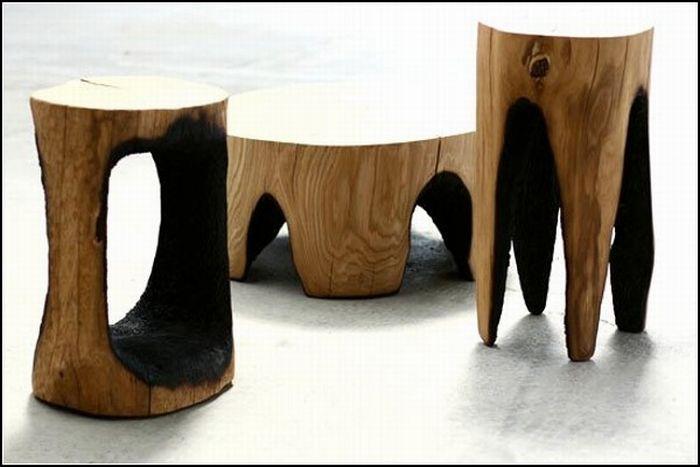 Strange Way to Make Furniture (6 pics)