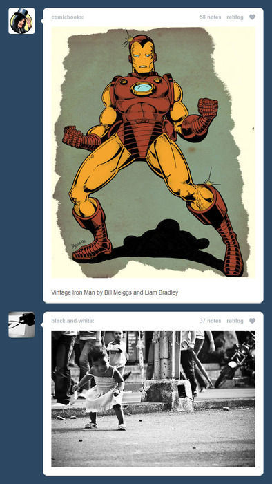 Funny Tumblr Dashboard Coincidences (49 pics)