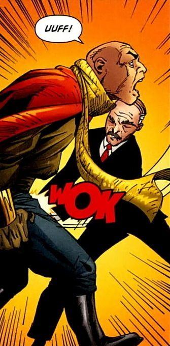 Dangerous Kicks To The Crotch in Comics (21 pics)