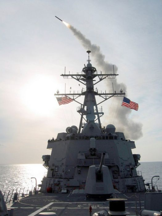 Tomahawk Missiles in Action (24 pics)