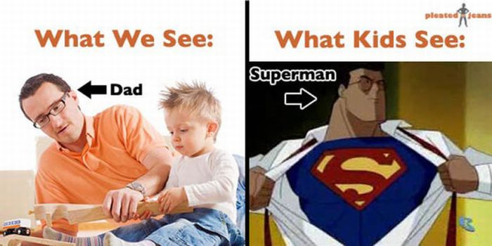 The Difference Between Kids and Adults (13 pics)