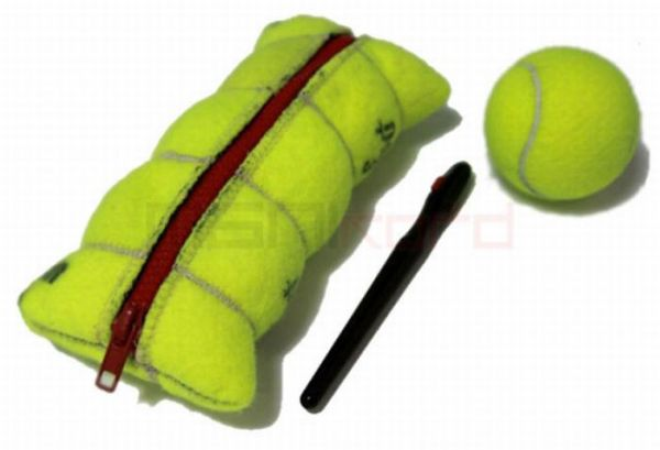 Second Life for Tennis Balls (21 pics)