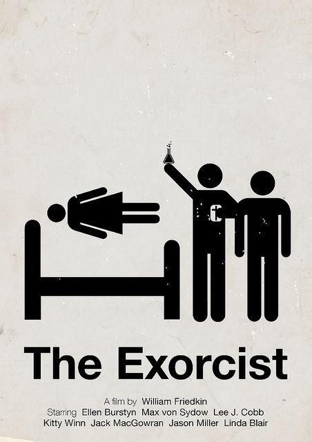 Cool Pictogram Movie Posters (24 pics)