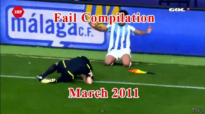 Girls Fail Compilation March 2011
