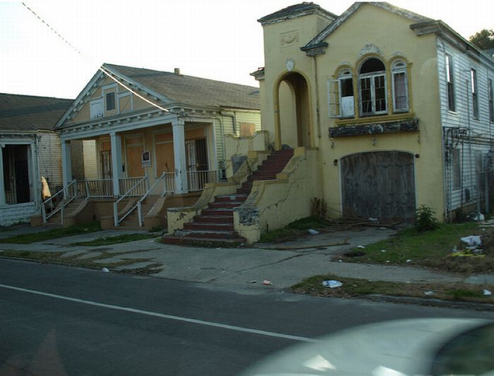 Abandoned Streets of New Orleans (70 pics)
