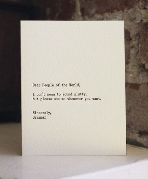 Funny Dear Blank Cards (10 pics)