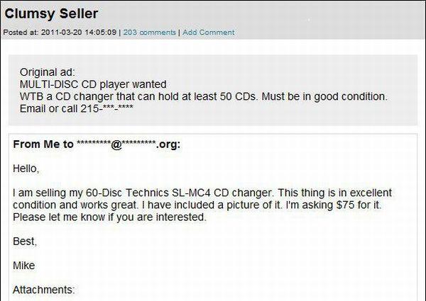 Hilarious Email Conversation (5 pics)