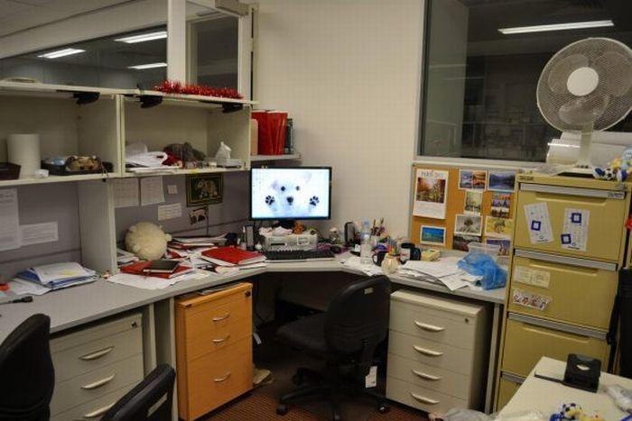 Justin Bieber Office Prank (8 pics)