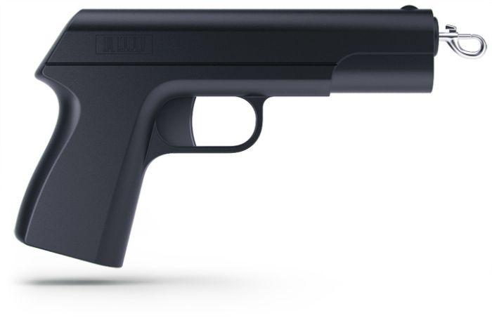 Gun-Leash For Pets (3 pics)