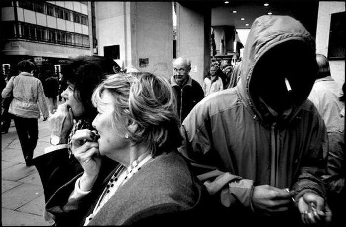 Street Philosophy by Matt Stuart (40 pics)