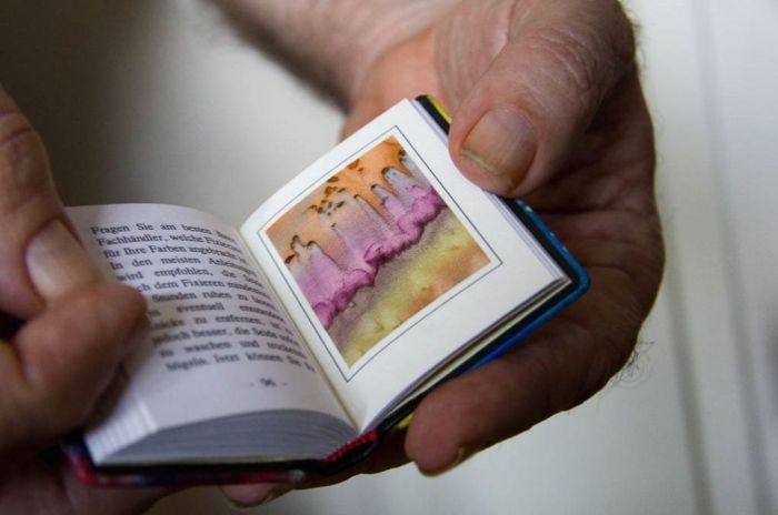 Micro Books as a Hobby (18 pics)
