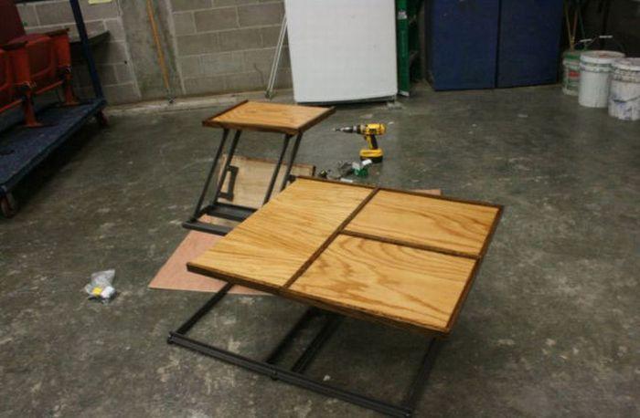 Coffee Table Transformer (7 pics)