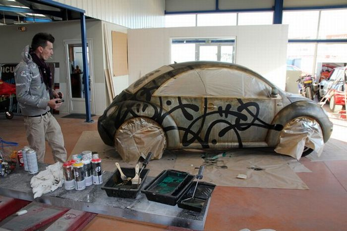 Home Tuning of New Beetle (13 pics)