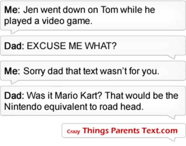 Things Parents Text (67 pics)