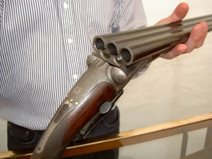 Strange and Unusual Guns (20 pics)