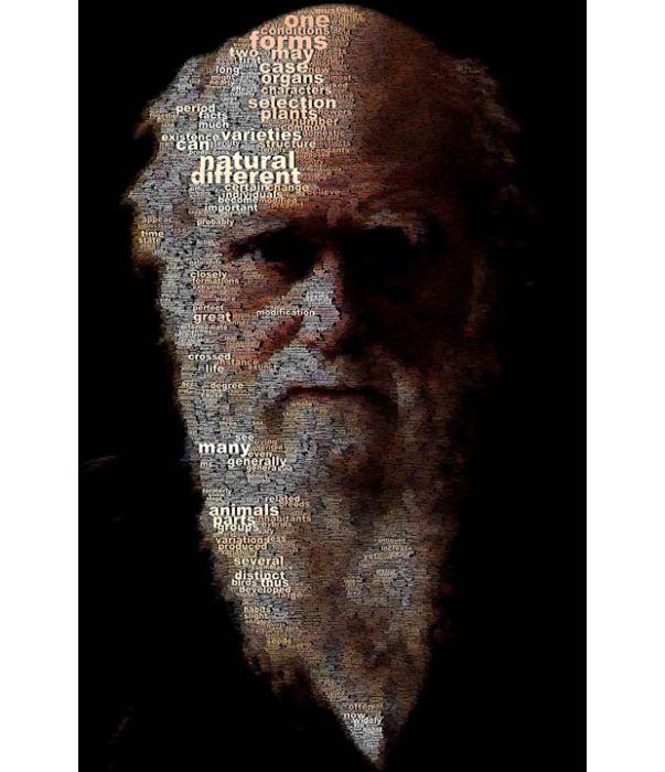 Juan Osborne's text portraits (15 pics)