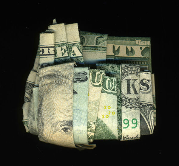 The Mind Bending One-Dollar Bill (4 pics)