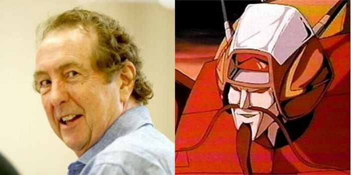 Cartoons Voiced By Celebrities (25 pics)