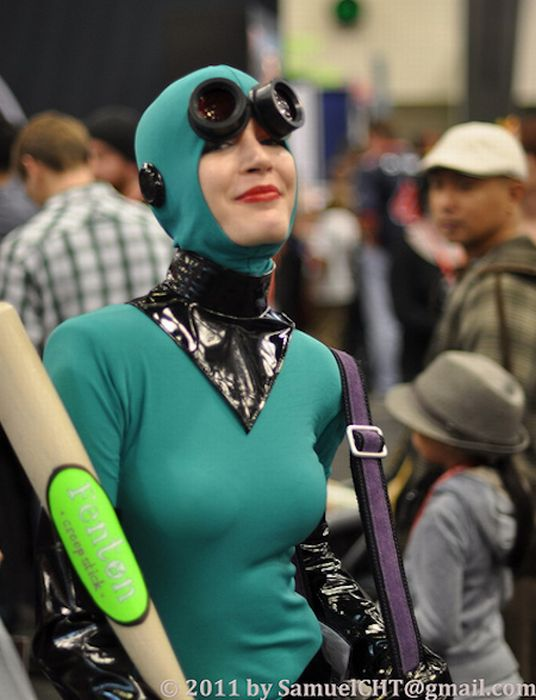 Hot Cosplay Girls At Wondercon 48 Pics-5561