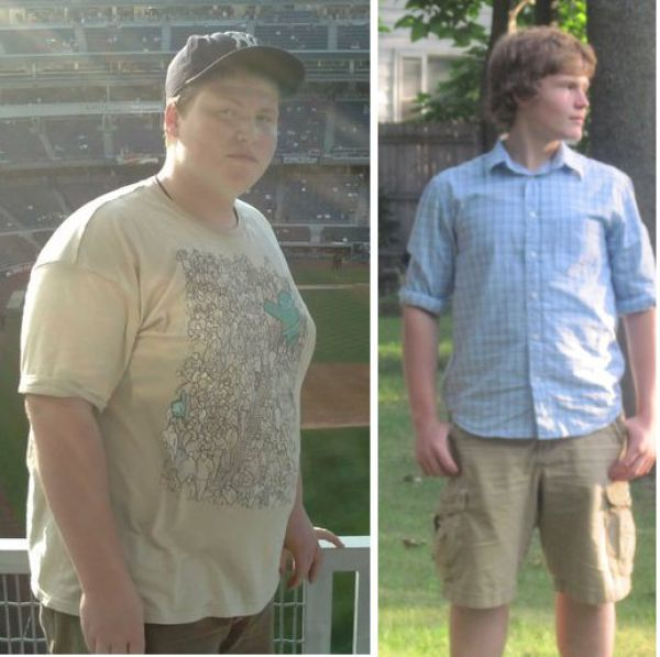 Weight Loss Success Stories (11 pics)