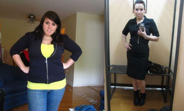Weight Loss Success Stories (11 pics)