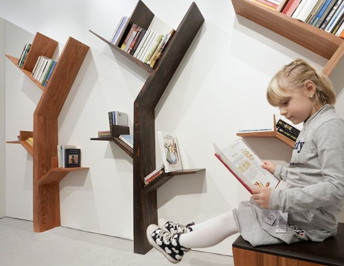 BookTree Infuses Nature and Design (4 pics)
