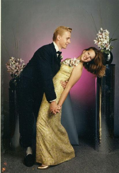 Funny '90s Prom photos (35 pics)