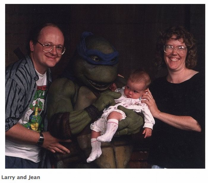 Really Awesome Parents (40 pics)