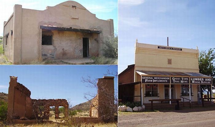 American Ghost Towns (10 pics)