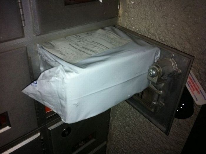 Mail Delivery Riddle (3 pics)
