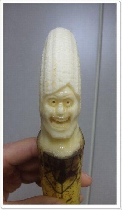 Amazing Banana Art (9 pics)