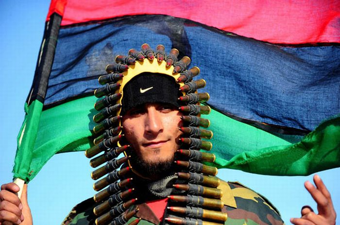 Faces of Libyan Revolution (29 pics)